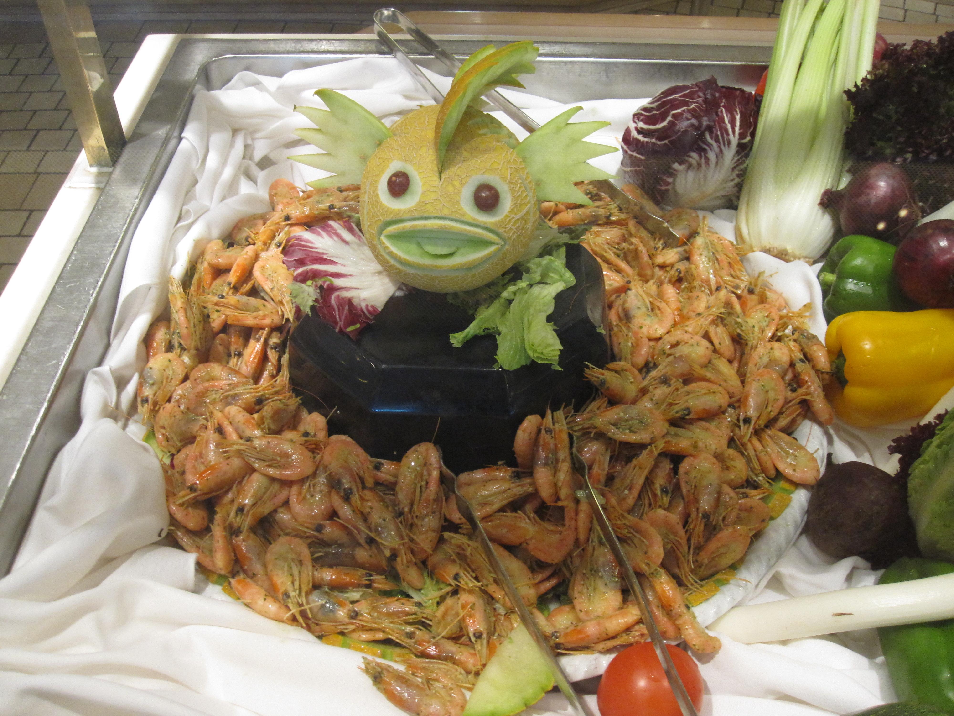 Carnival Cruise Buffet Food New  Punchaoscom