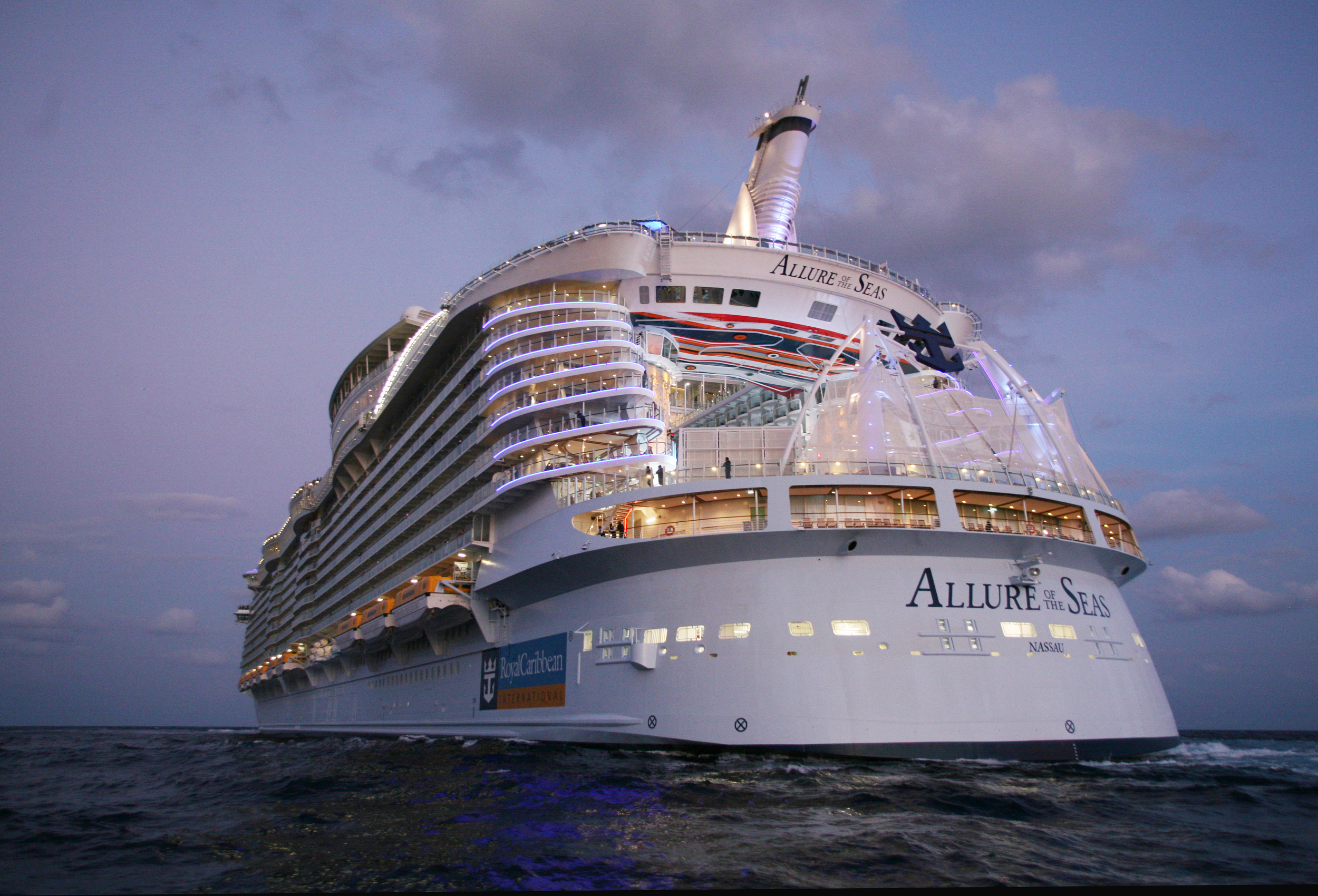 Allure Of The Seas To Sail From Barcelona In 2015 ...