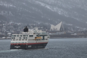 Hurtigruten Tromso Norway
