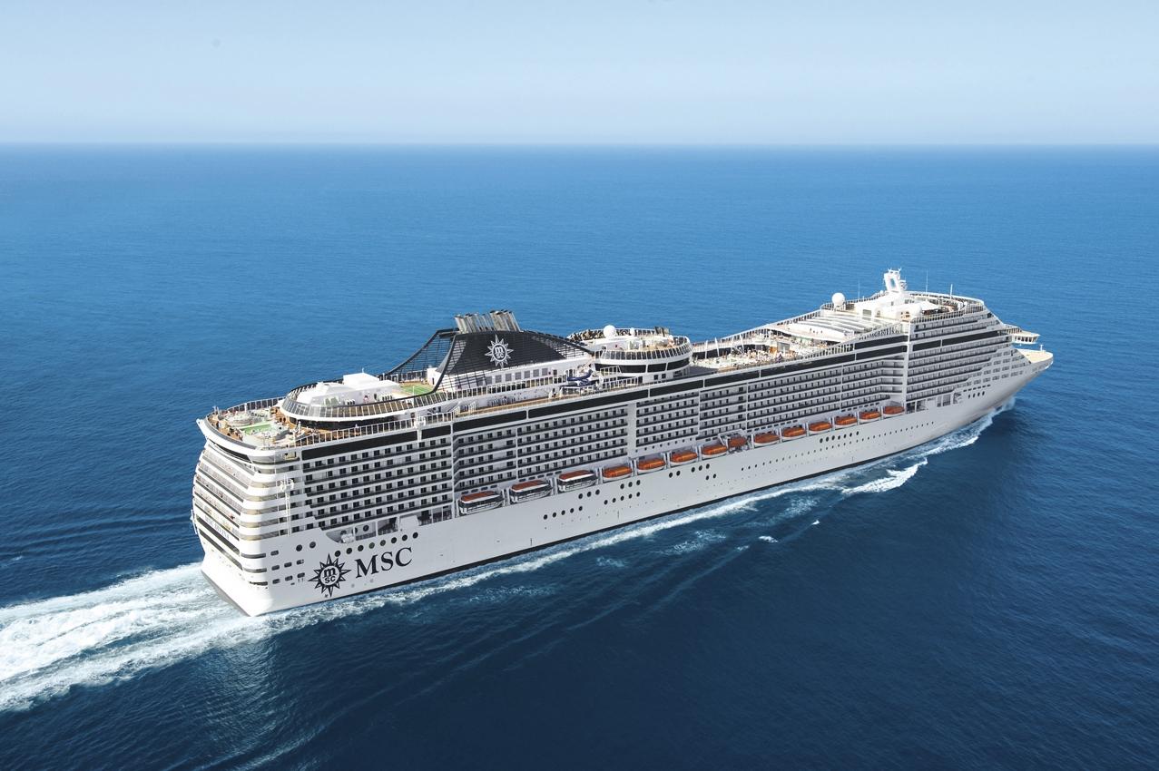 MSC Divina Completes Sea Trials CruiseMiss Cruise Blog - Msc divina cruise ship
