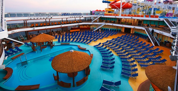 Carnival Cruise Lines Takes Delivery Of Carnival Breeze