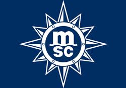 MSC logo спецпредложения по морским круизам