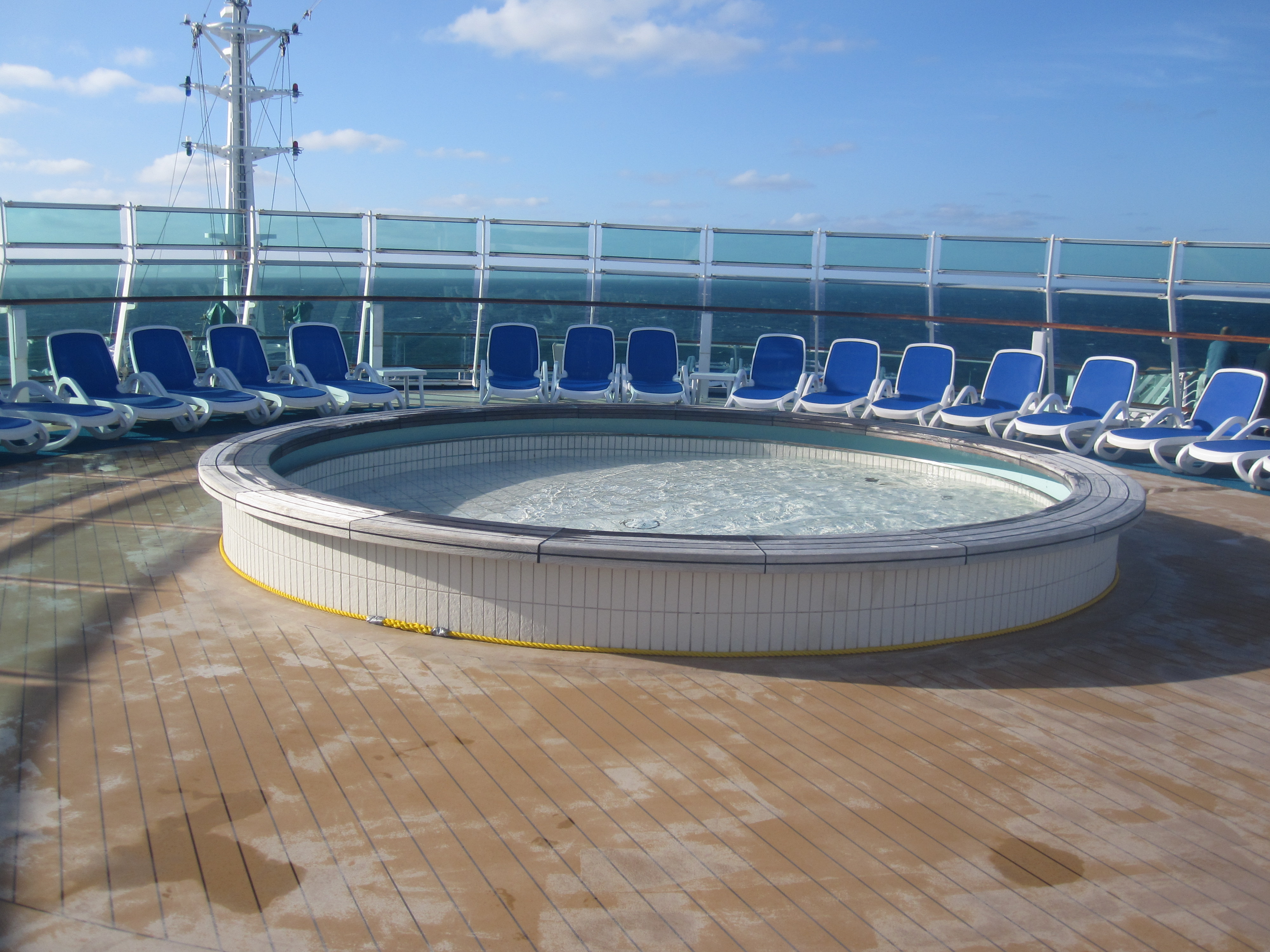 Haunted cruise ships cruisemiss cruise blog for River cruise ships with swimming pool