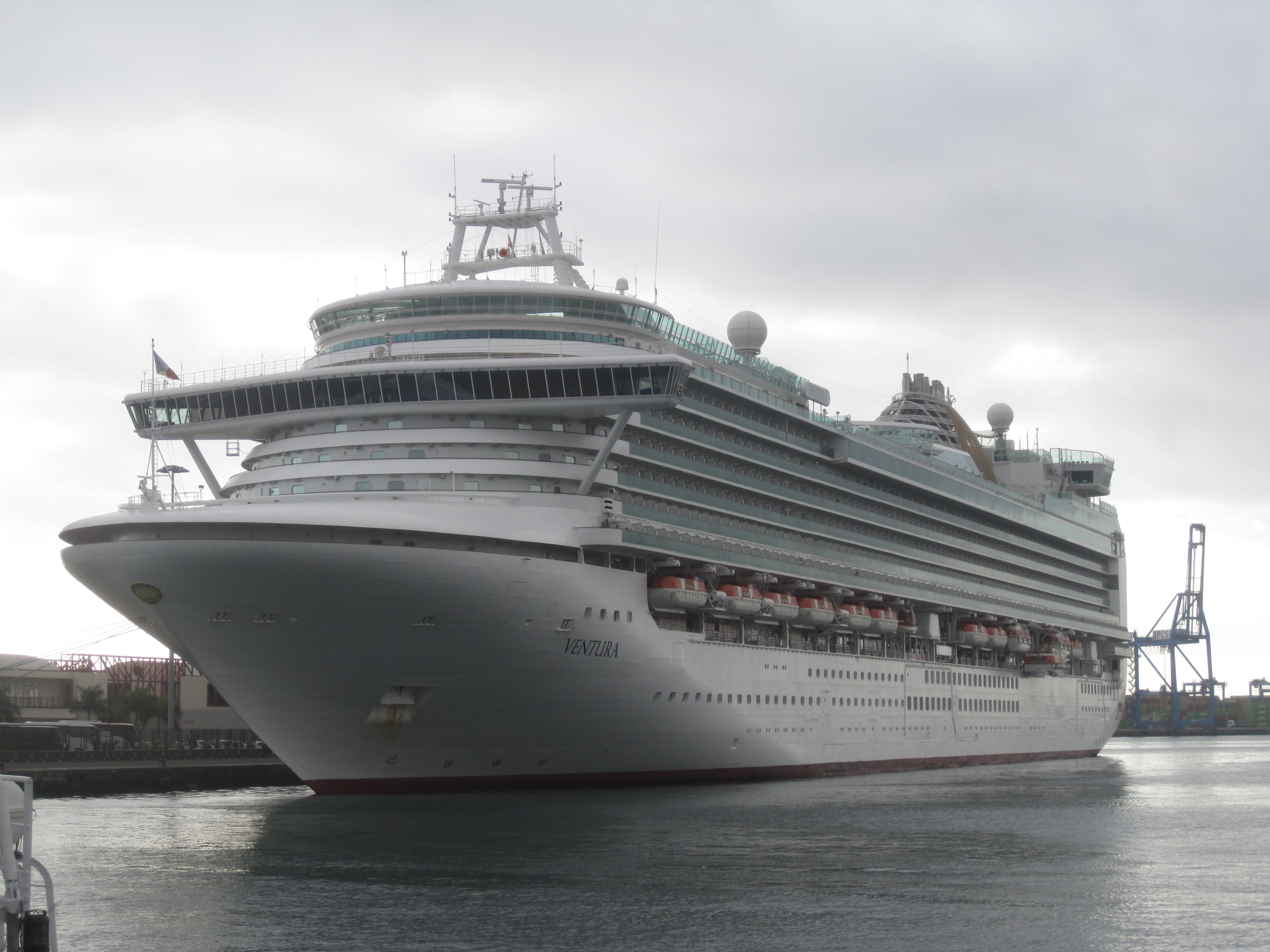 P O Cruises Ship Refurbishments CruiseMiss Cruise Blog