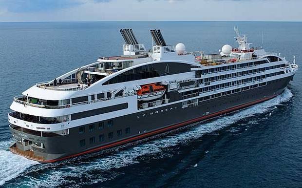 Celebrity Xpedition Cruise Ship - Reviews and Photos ...