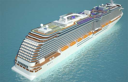 New Cruise Ships Are Coming CruiseMiss Cruise Blog - Cruise ship tycoon