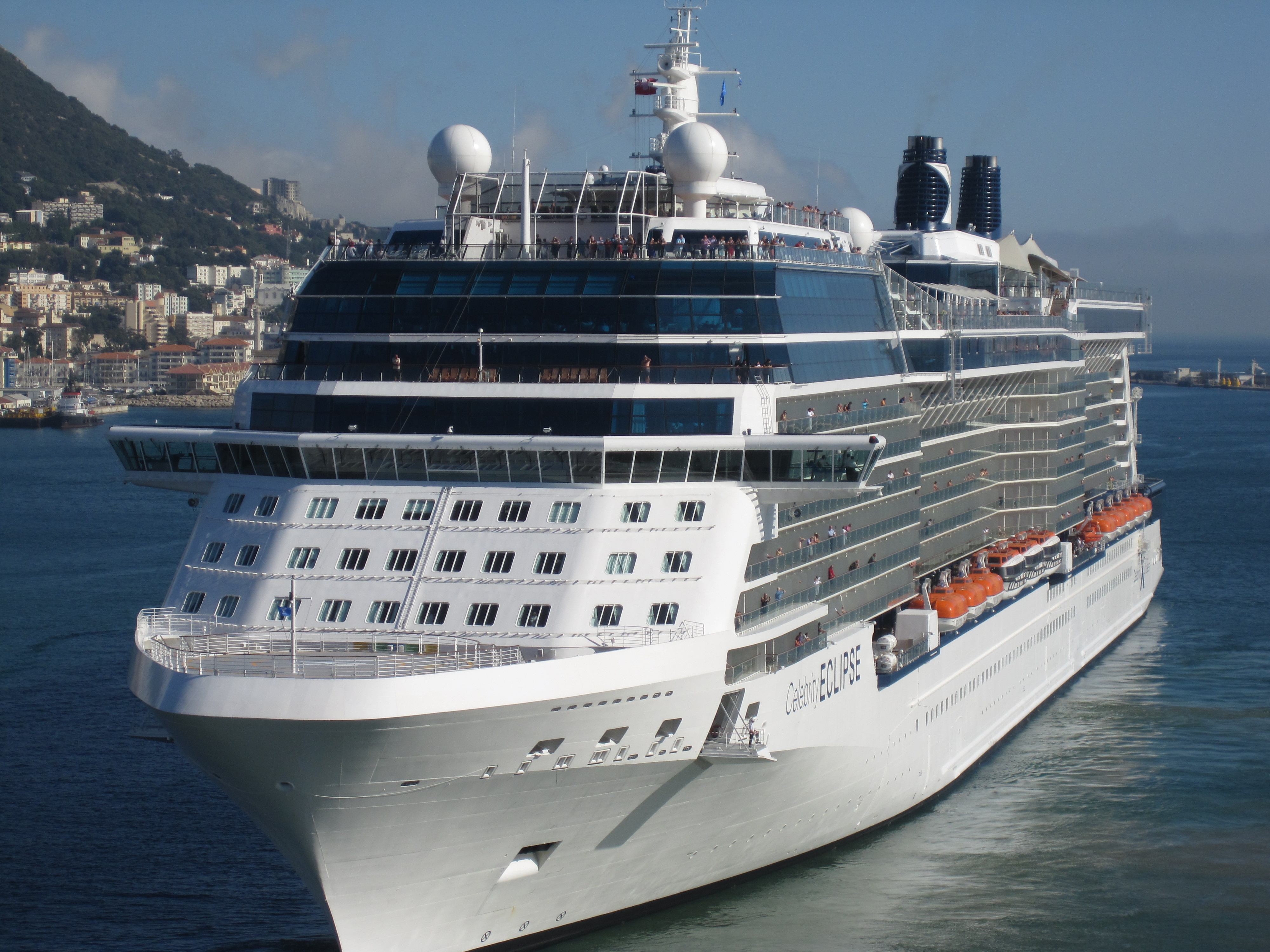 Celebrity Eclipse Cruise Ship - Interior Pictures
