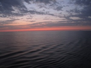 Sunset-At-Sea