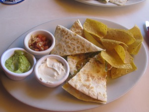 Quesadillas-Aruba