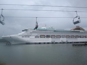 P&O-Cruises-Oceana-Mahogany-Bay-Roatan
