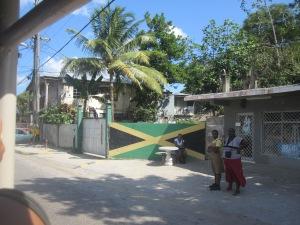 Driving-Through-Jamaica