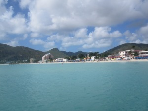 Philipsburg-Beach-St-Maarten