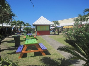 Craft-Market-Grand-Anse-Beach