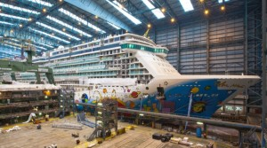 Image courtesy of Meyer Werft
