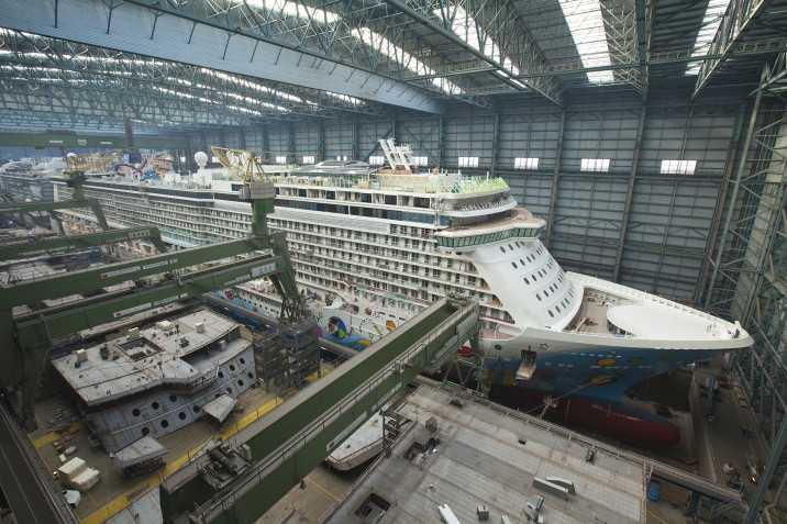 Norwegian Breakaway Cost To Build