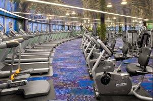 Eurodam-Gym