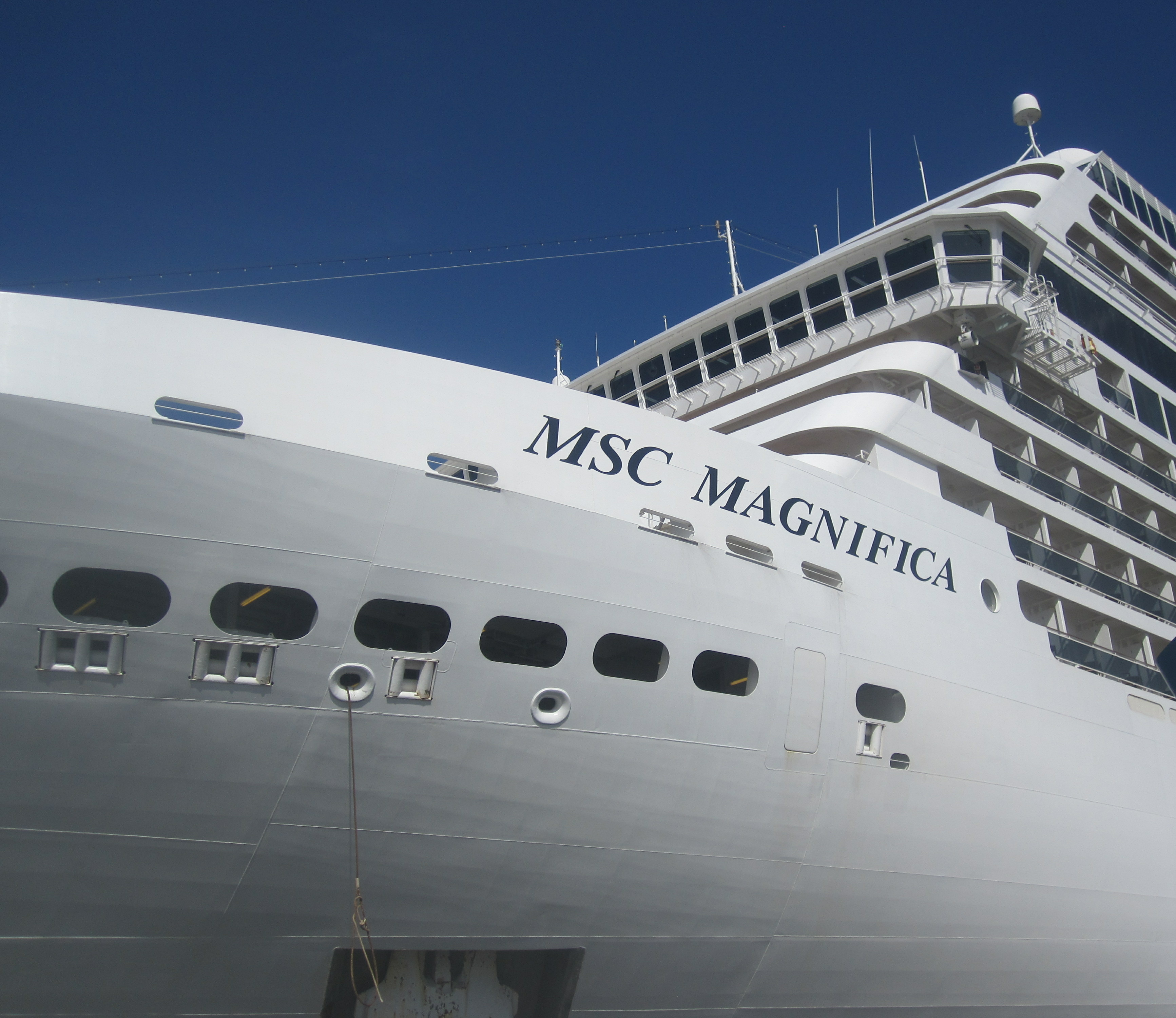 msc magnifica a day at sea cruisemiss cruise blog