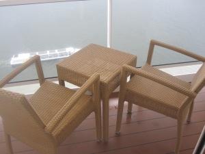 MSC-Magnifica-Balcony