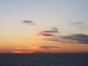 Mediterranean-Sea-Sunset