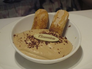 Classic Tiramisu  Made With Savoiardi Biscuits and Espresso Coffee*