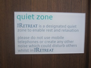 Retreat-Quiet-Zone