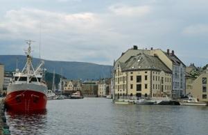 Alesund-Fjords-Cruise