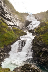 Waterfall-Flam-Norway
