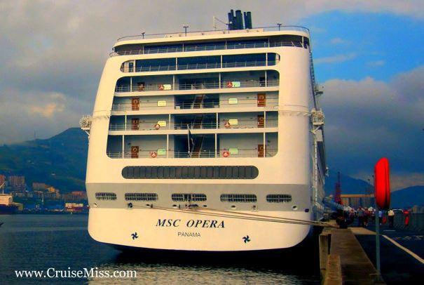 MSC-Opera