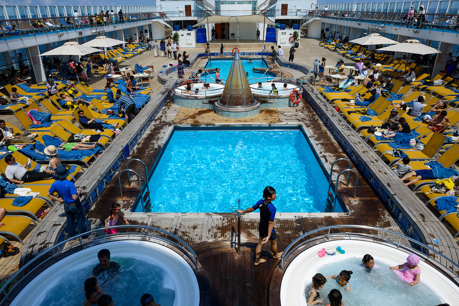 Costa cruises invests 18 million in costa victoria - Anna university swimming pool reviews ...