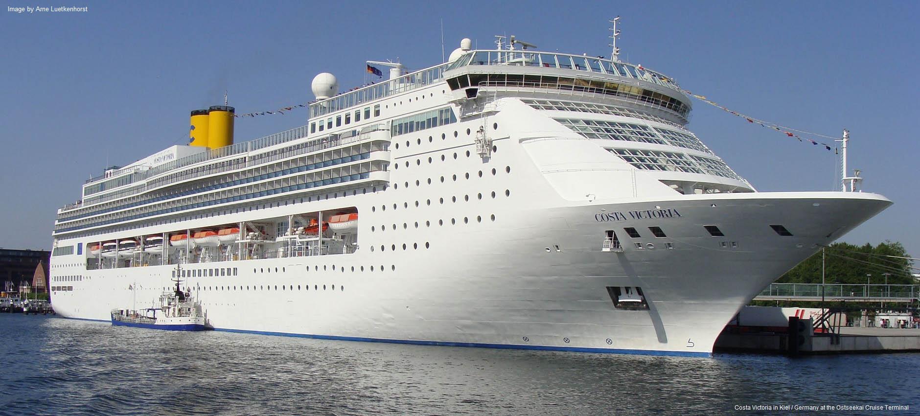 Costa Cruises Invests 18 Million In Costa Victoria