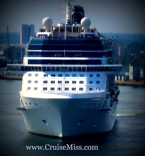 Celebrity-Eclipse-Southampton
