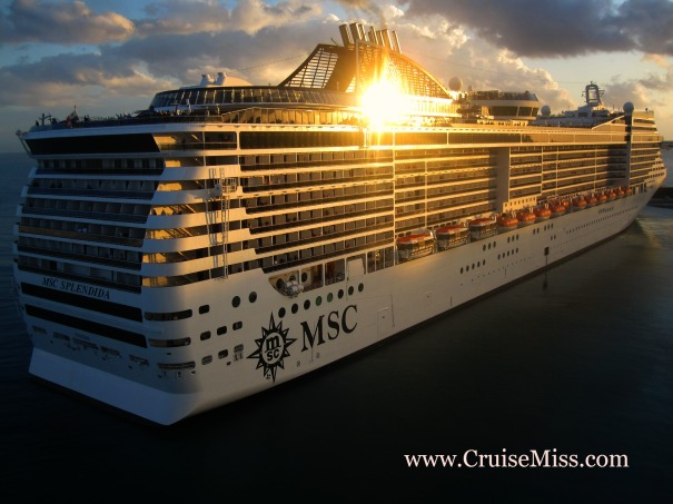 MSC-Splendida