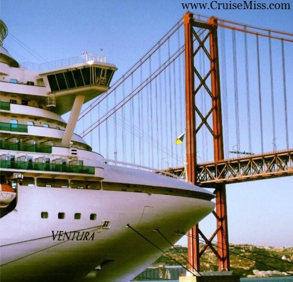 P&O-Ventura-Lisbon