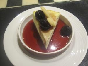 Baked-Ricotta-Cheesecake