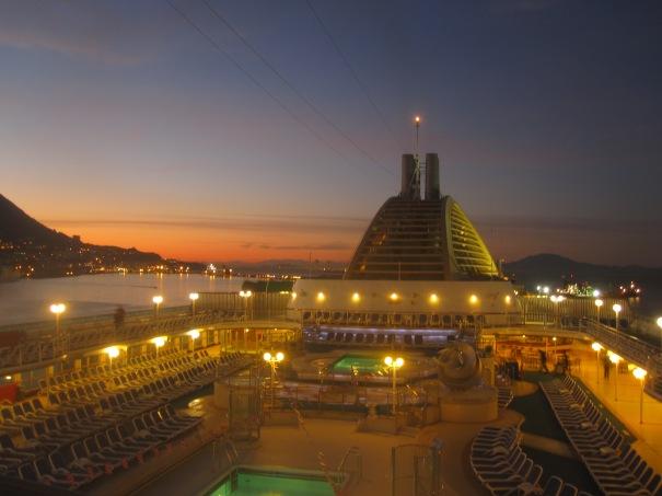 Oceana-Gibraltar-Sunrise