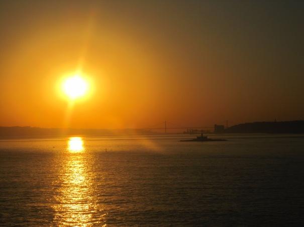 Lisbon-Sunsrise
