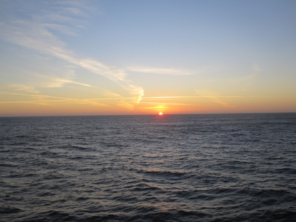 Atlantic Ocean-Sunrise