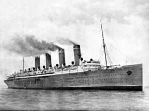 RMS-Mauretania