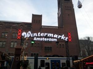 Wintermarkt-Amsterdam