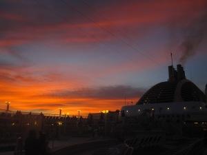 Oceana-Sunset