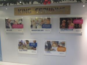 King Seaways Deck Information