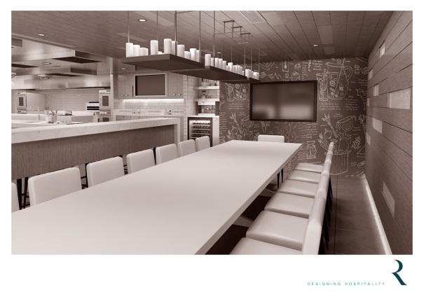 Another rendition of the Cookery School