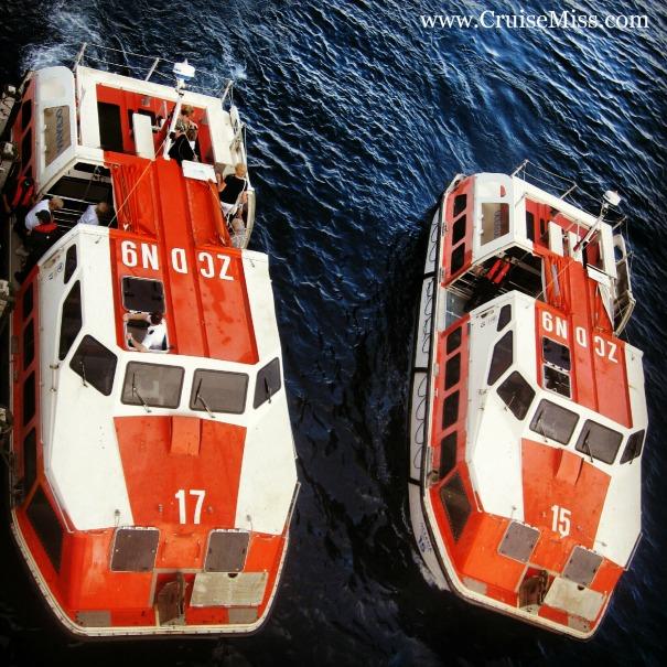 CruiseShipLifeboats