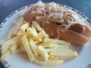Hot-Dog-Fries