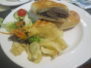 Steak Panini
