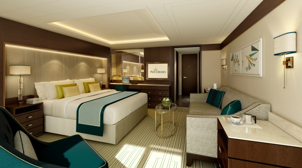 Cruises From Southampton >> Take A Look Inside P&O Cruises Britannia – NEW IMAGES ...