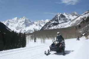 Snow-Mobiling
