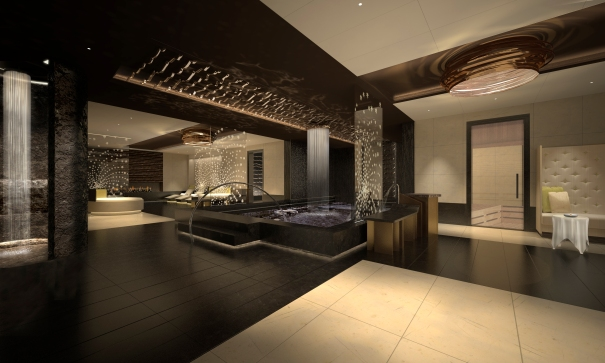 Spa Thermal Room