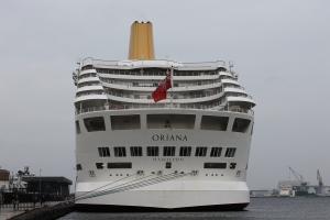 Oriana Stavanger Arctic Cruise