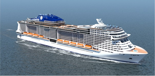 MSC Cruises Two New Ships